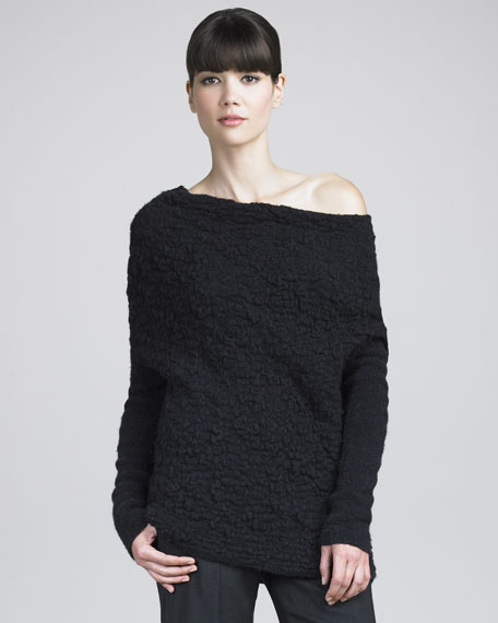 Lofty Knit Pullover