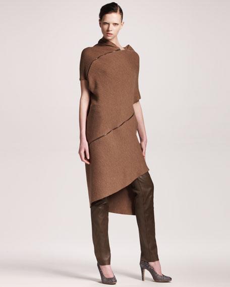Leather Pants, Khaki