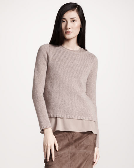 Long-Sleeve Sweater/Tunic