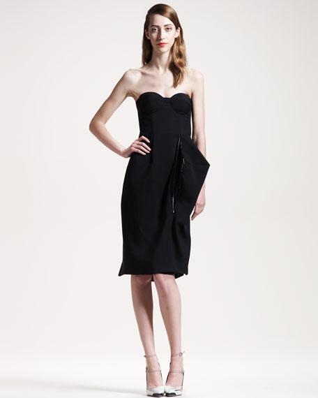 Strapless Bustier Dress