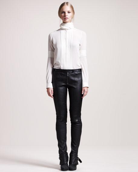 Ledbury Leather Roadster Pants