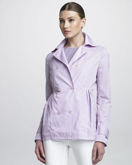 Tech-Fabric Jacket