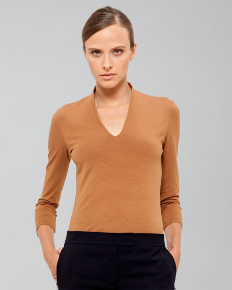 Three-Quarter-Sleeve Tee