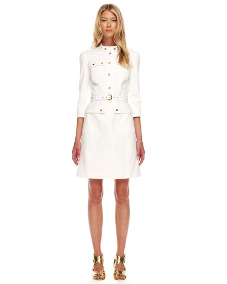 Twill Military Dress
