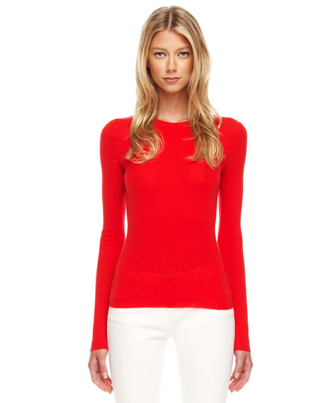 Featherweight Cashmere Sweater