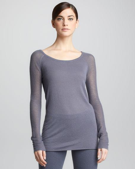 Lightweight Cashmere Pullover