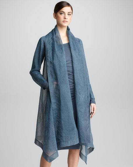 Organza Clutch Coat
