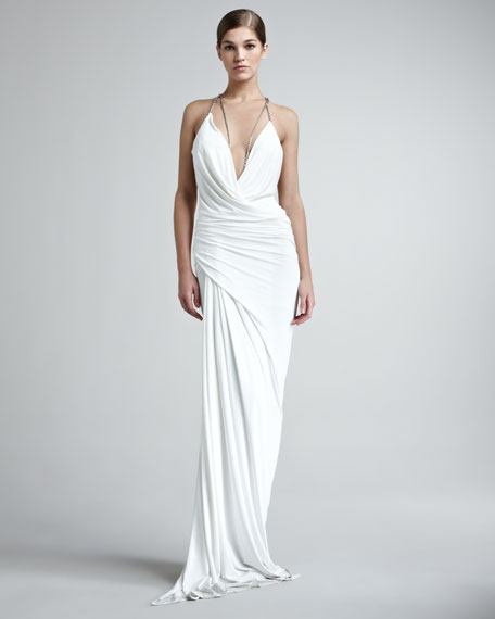 Superfine Jersey Gown