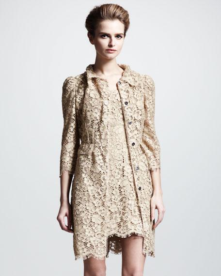 Lace Coat