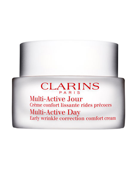 Multi-Active Day Early Wrinkle Correction Cream, Dry Skin
