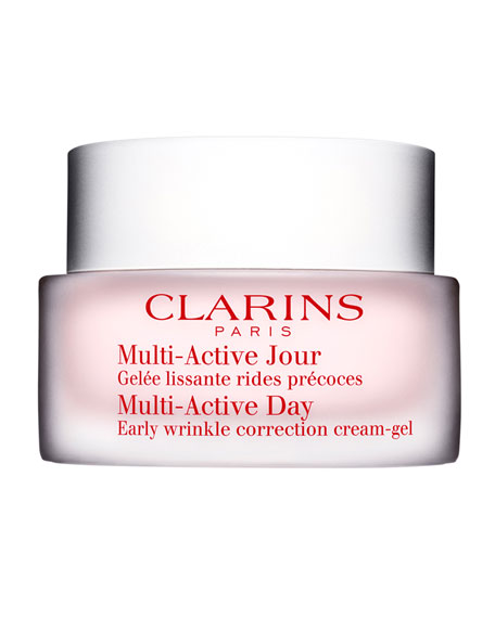 Multi-Active Day Early Wrinkle Correction Cream-Gel
