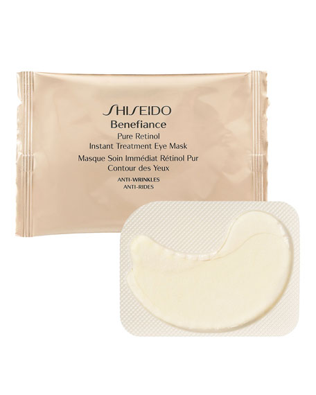Pure Retinol Instant Treatment Eye Mask