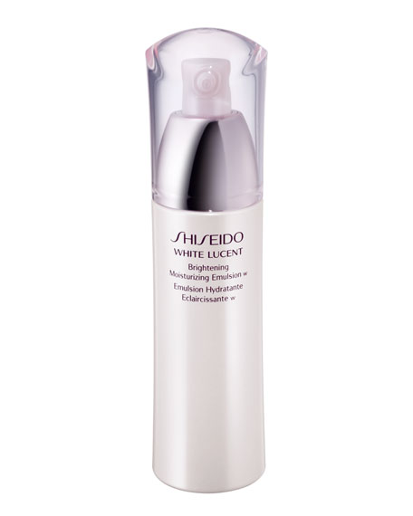 White Lucent Brightening Moisturizing Emulsion, 2.5 oz.