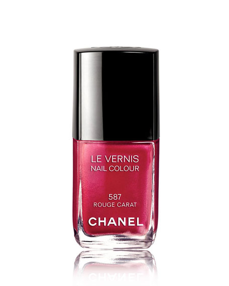 LE VERNIS ROUGE CARAT Nail Colour