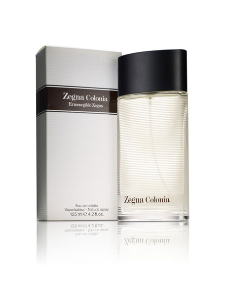 Zegna Colonia Eau de Toilette Spray, 125mL