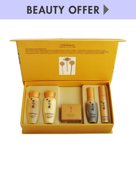 Yours with ANY Sulwhasoo purchase