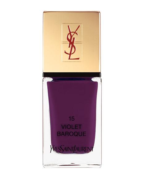 La Laque No15 Violet Baroque