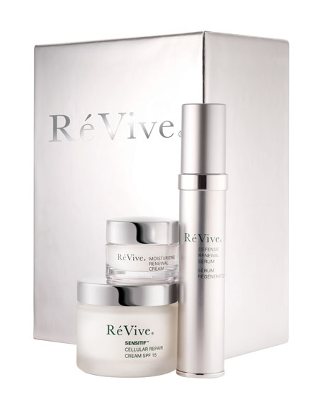 Limited Edition Day-to-Night Skin Renewal Regimen