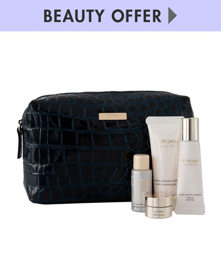 Yours with Any $300 Cle de Peau Beaute Purchase