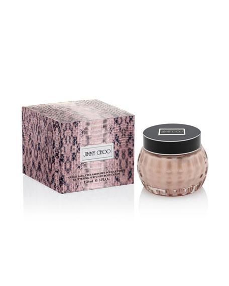 Glittering Perfumed Body Cream, 150ml