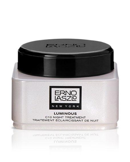 Luminous C10 Night Treatment 50ml