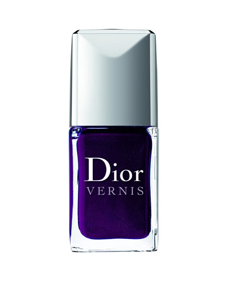 Dior Nail Vernis Purple Revolution