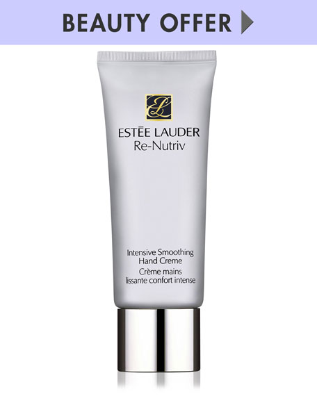 Yours with $100 Estee Lauder Purchase