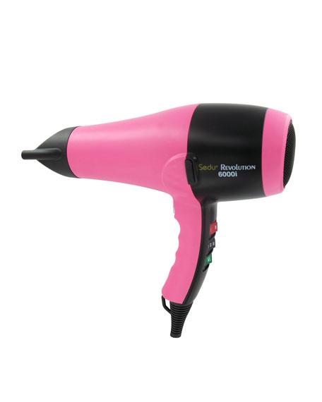 Revolution Pro 6000i Hairdryer, Pink