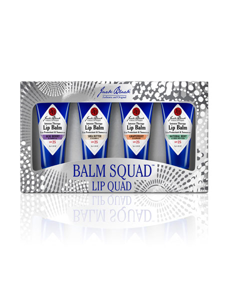 Balm Squad Lip Quad