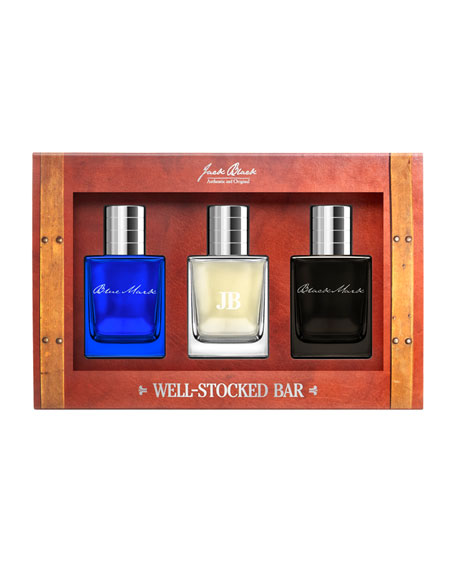 Well Stocked Bar Boxed Gift Set