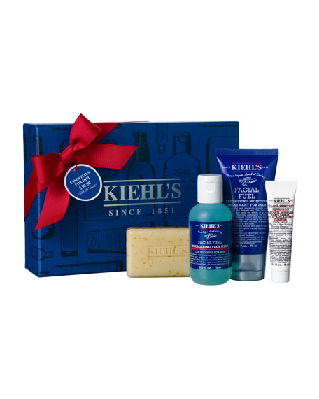 Essentials For Him Gift Set