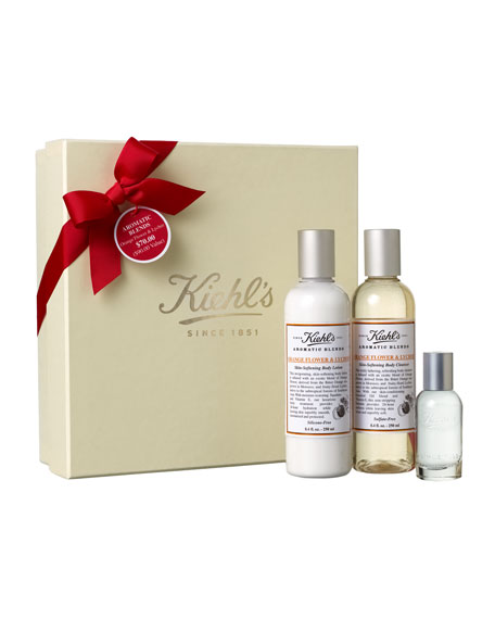 Aromatic Blends-Orange Flower & Lychee Set