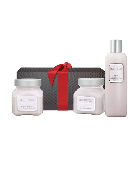 Fresh Fig Body and Bath Trio