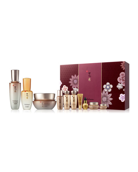 Limited Edition Premium TimeTeasure Essentials Gift Set