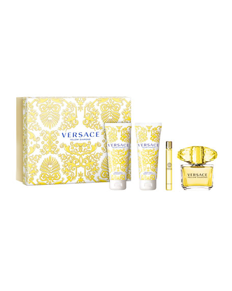 Yellow Diamond Gift Set