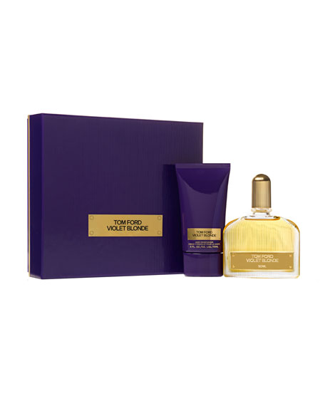 Violet Blonde Holiday Gift Set