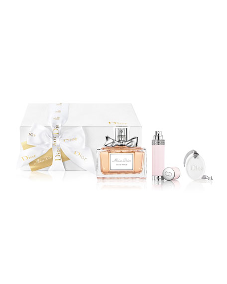 Miss Dior Holiday Jewel Box Gift Set