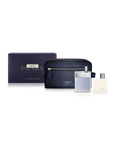Amber Pour Homme Gift Set