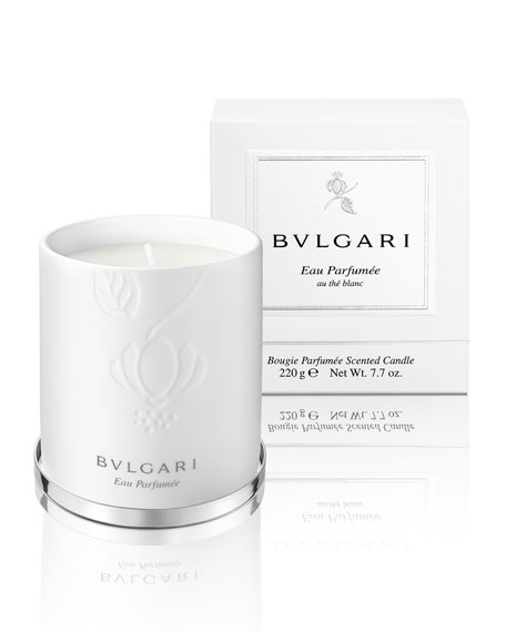 Eau Parfumee au The Blanc Candle