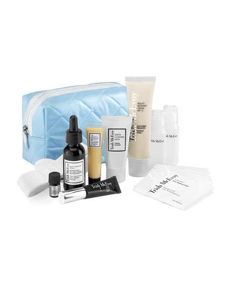 Limited Edition Resort Skincare Bag