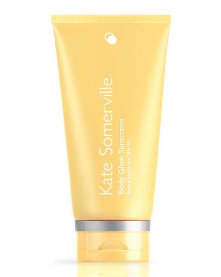 Body Glow Sunscreen SPF 20, 5.0 oz.