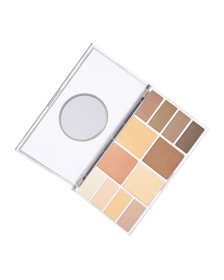 The Ultimate Nude Makeup Palette