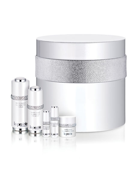 Ultimate White Caviar Kit