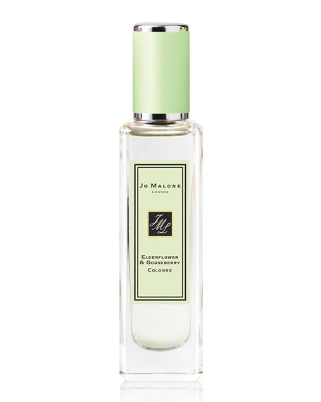 Elderflower & Gooseberry Cologne