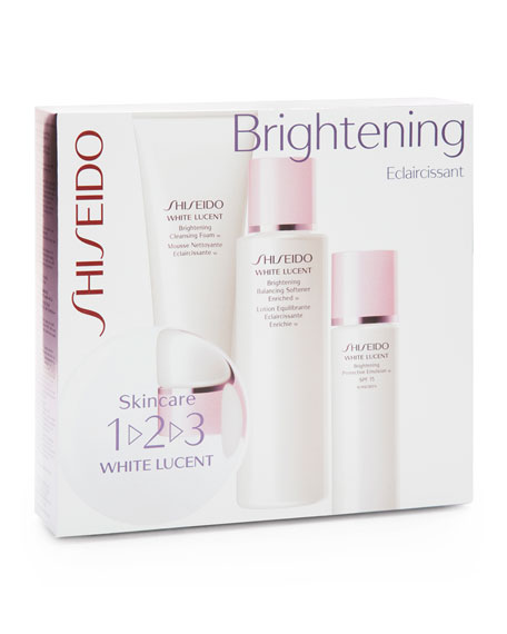 Limited Edition White Lucent Brightening Starter Set