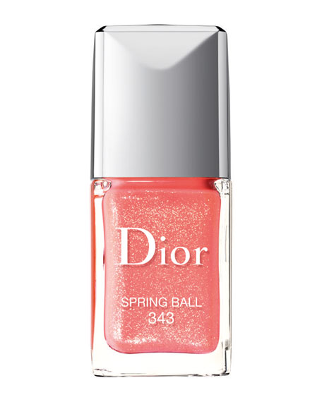 Dior Vernis Sparkling Nail Polish, Spring Ball