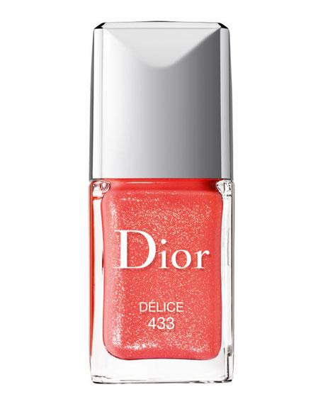 Dior Vernis Sparkling Nail Polish, Delice