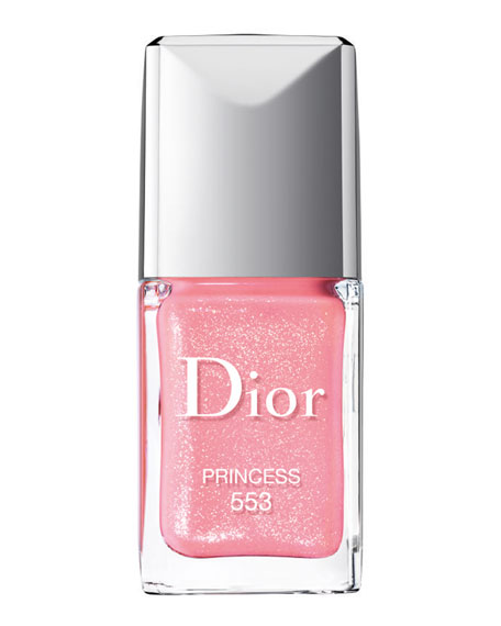 Dior Vernis Sparkling Nail Polish, Princess