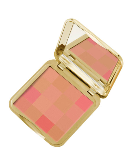 Mosaic Powder Compact, Flushing