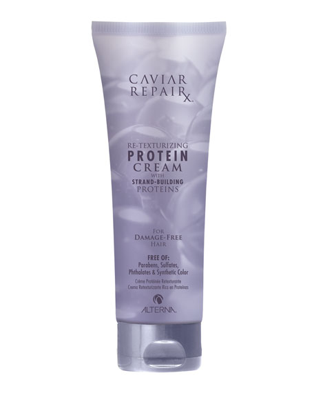 Caviar Repair Re-Texturizing Protein Hair Cream